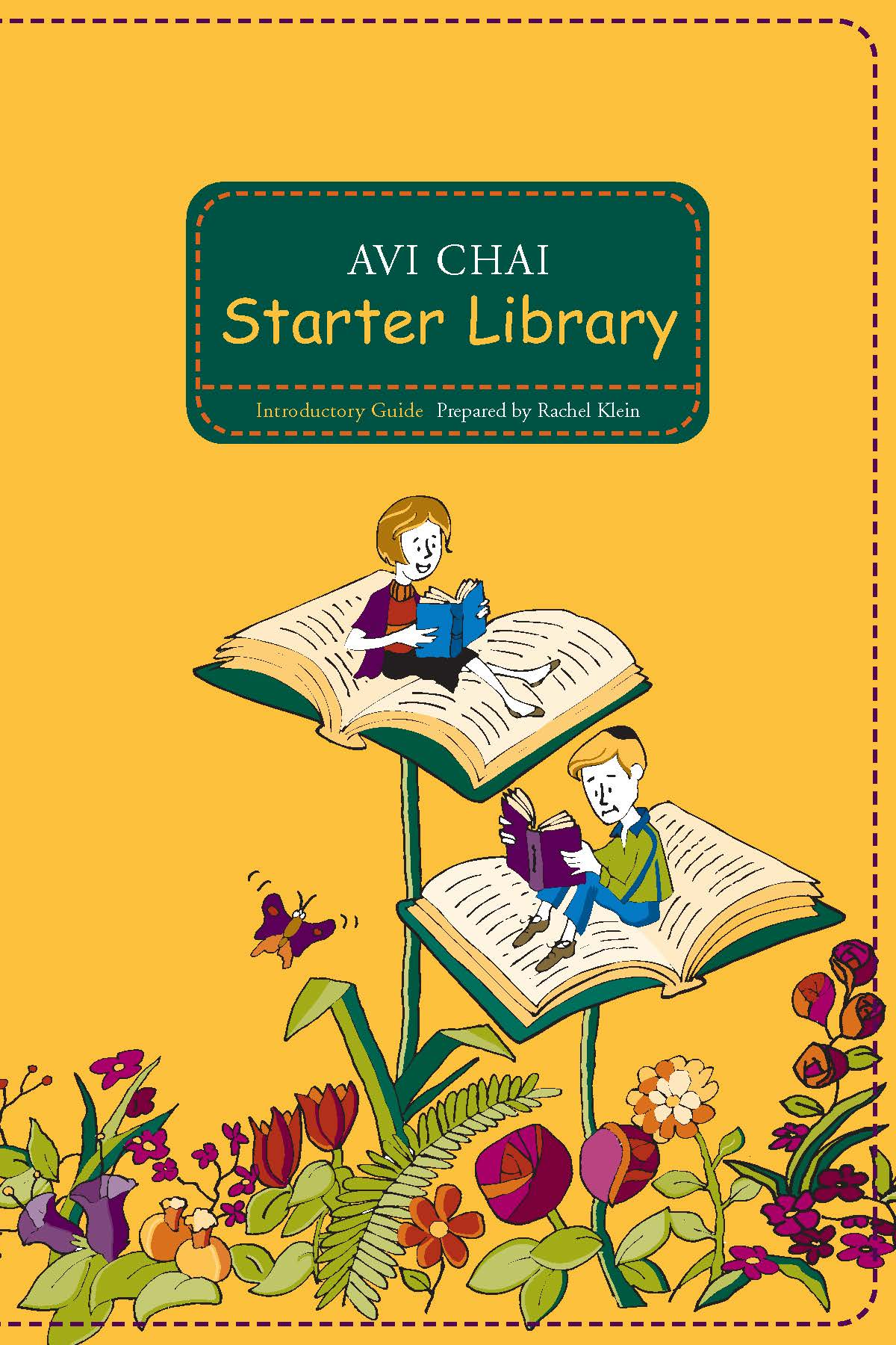 Starter Libraries Brochure