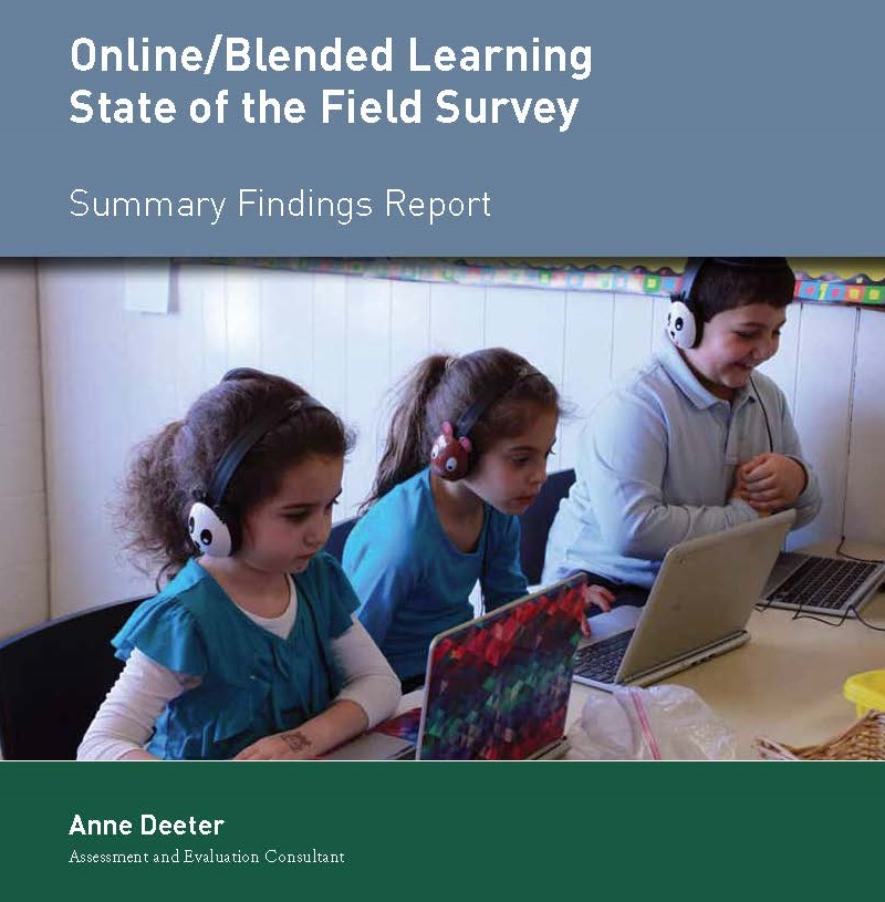 Online-Blended Learning (Deeter)