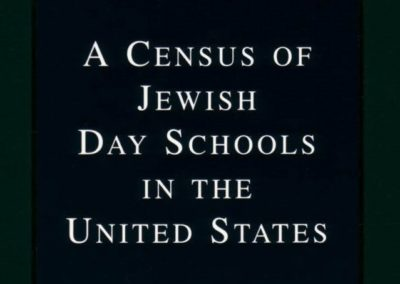A Census of Jewish Day Schools in the United States (2000)