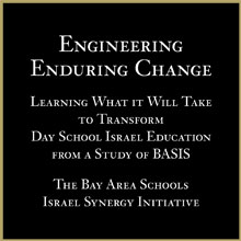 Engineering Enduring Change – BASIS Case Study (2012)