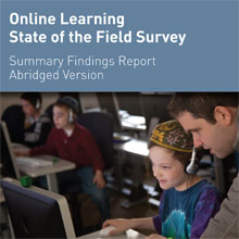 Online Learning: State of the Field Survey – Abridged (2012)