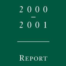 2000-01 Annual Report