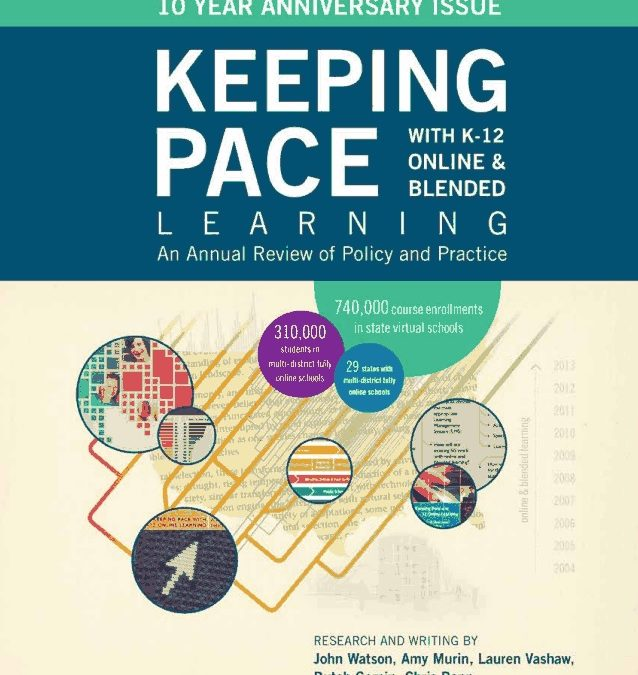 Keeping Pace with K-12 Online & Blended Learning