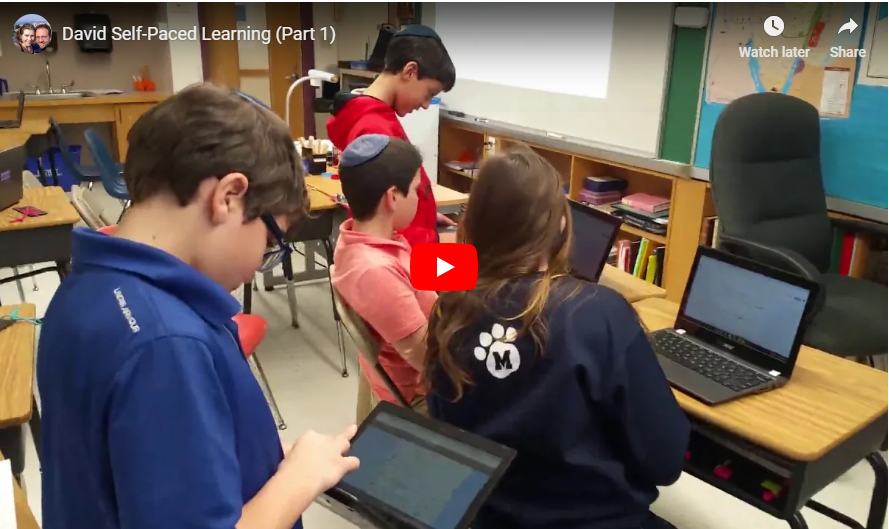 Students in Charge and in Control: Exploring and Designing Student Self-Paced Online Learning