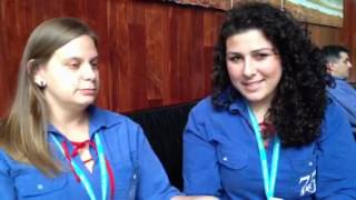 Inside Habonim Dror with Talia Spear and Kali Silverman