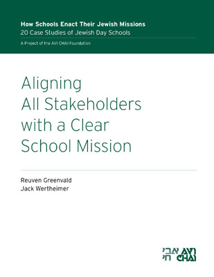 Aligning All Stakeholders with a Clear School Mission